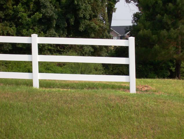 Pvc fence backyard company