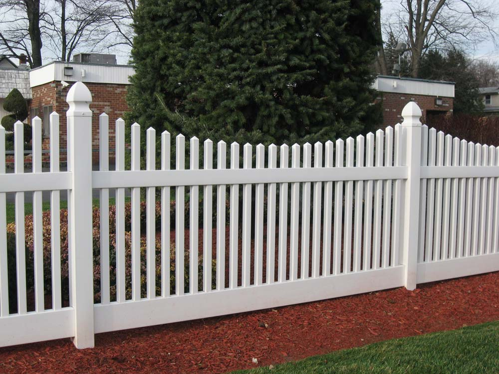 Pvc fence backyard company