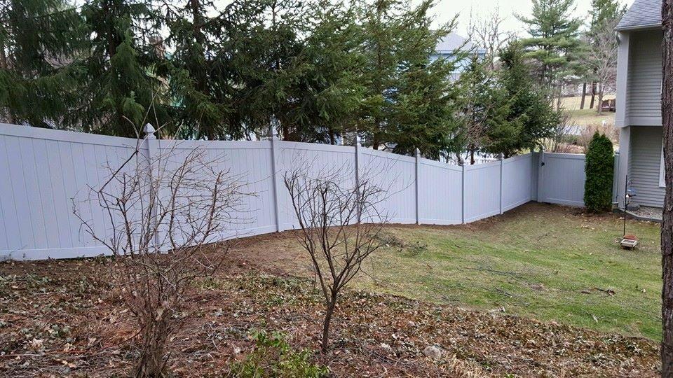 PVC Fence - Backyard Fence Company